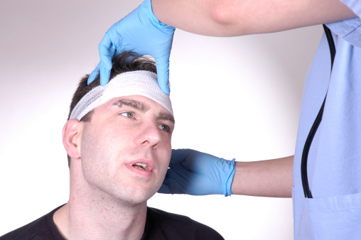 Injury in the Brain