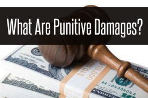 Personal injury punitive damages